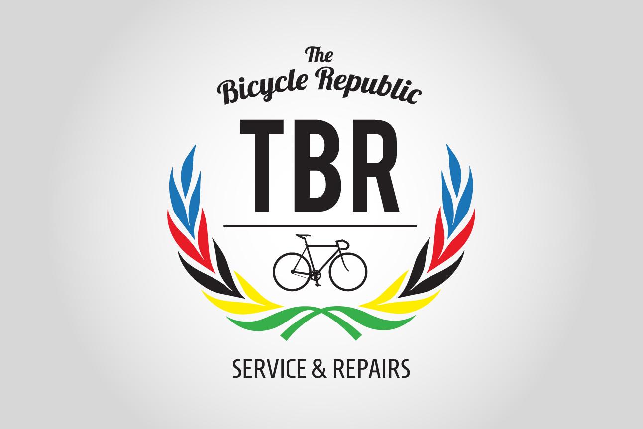 logotipo de Tienda de bicicletas TBR